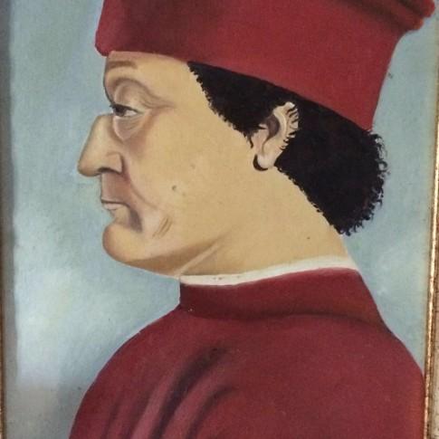 Federico Montefeltro, riproduzione © Silvana Martini