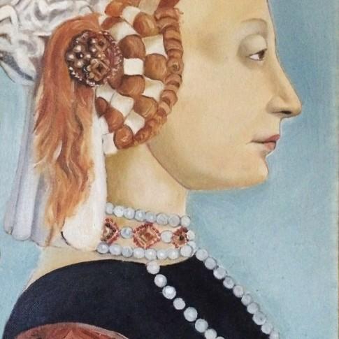 Piero Della Francesca, riproduzione © Silvana Martini