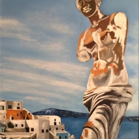 Paesaggio greco © Silvana Martini